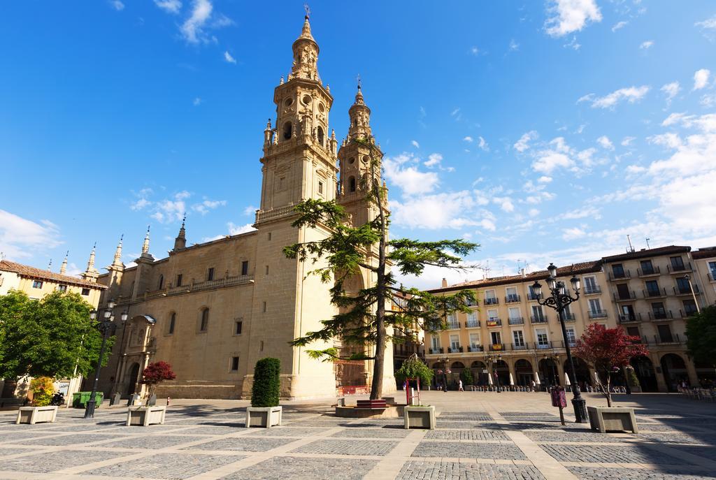 La concatedral de Logroño es uno de los monumentos que tienes que visitar en La Rioja